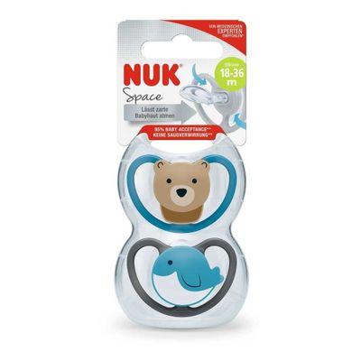 Nuk-Space-Chupete-Nene-Oso-Ballena-18-36-Meses-2-Unidades-en-Pedidosfarma