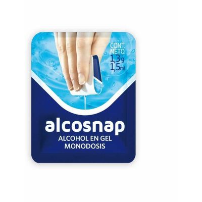 Alcosnap-Alcohol-En-Gel-Minisachet-Individual-200-Unidades-en-Pedidosfarma