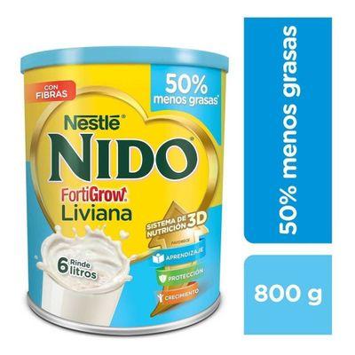 Nido-Fortigrow-Liviana-Formula-50--Menos-De-Grasa-800g-en-Pedidosfarma