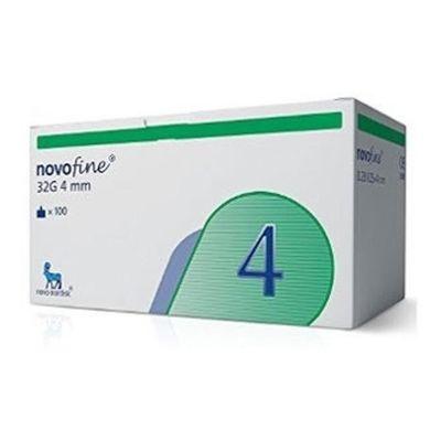 Novofine-Agujas-32g-X-4-Mm-Para-Pen-Caja-100-Unidades-en-Pedidosfarma