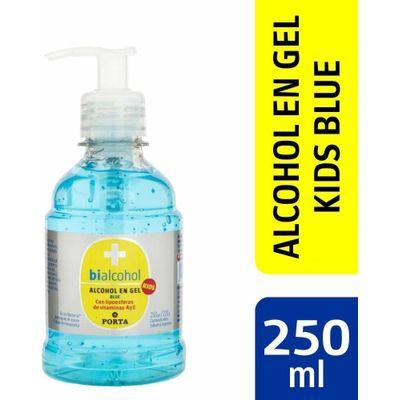 Bialcohol-Alcohol-En-Gel-Kids-Blue-Con-Dosificador-250ml-en-Pedidosfarma