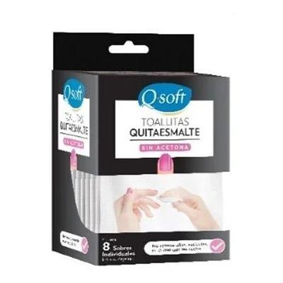 Q-Soft-Toallitas-Quitaesmaltes-Sin-Acetona-Sobres-8-Unidades-en-Pedidosfarma