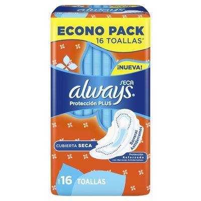 Always-Toallas-Higienicas-Seca-Proteccion-Plus-16-Unidades-en-Pedidosfarma
