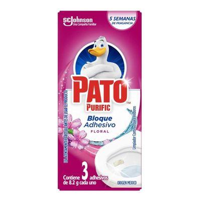 Pato-Floral-Bloque-Limpiador-Adhesivo-Inodoro-3-Unidades-en-Pedidosfarma
