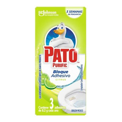 Pato-Citrus-Bloque-Limpiador-Adhesivo-Inodoro-3-Unidades-en-Pedidosfarma