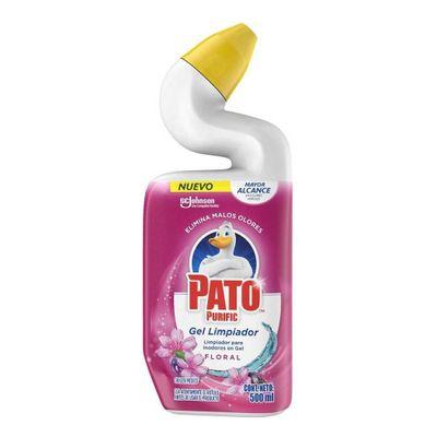 Pato-Purific-Floral-Gel-Limpiador-De-Inodoro-500ml-en-Pedidosfarma