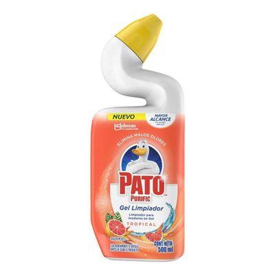 Pato-Purific-Tropical-Gel-Limpiador-De-Inodoro-500ml-en-Pedidosfarma