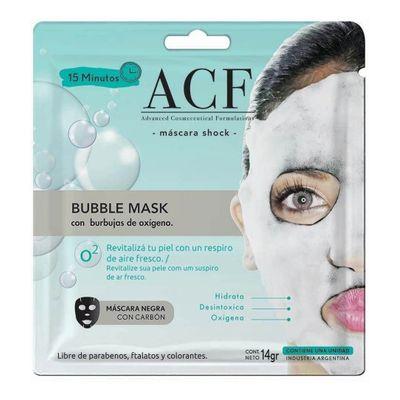 Acf-Bubble-Mask-Shock-Burbuja-De-Oxigeno-Mascara-Facial-14g-en-Pedidosfarma
