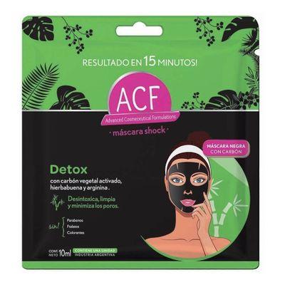 Acf-Shock-Detox-Mascara-Facial-10ml-en-Pedidosfarma
