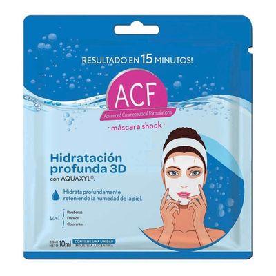 Acf-Shock-Hidratacion-Profunda-3d-Mascara-Facial-10ml-en-Pedidosfarma