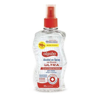 Algabo-Ultra-Alcohol-70--Para-Manos-Glicerina-Spray-X-500ml-en-Pedidosfarma