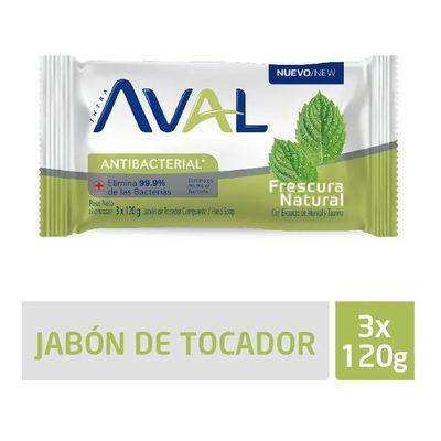 Aval-Fresh-Bacterial-Jabon-En-Barra-3-Unidades-X-120g-en-Pedidosfarma