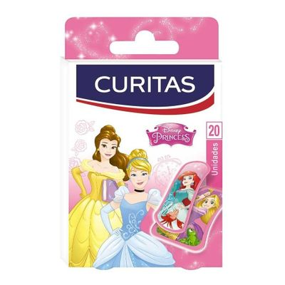 Curitas-Disney-Princess-Aposito-Adhesivo-Pack-10-Cajas-X-20u-en-Pedidosfarma
