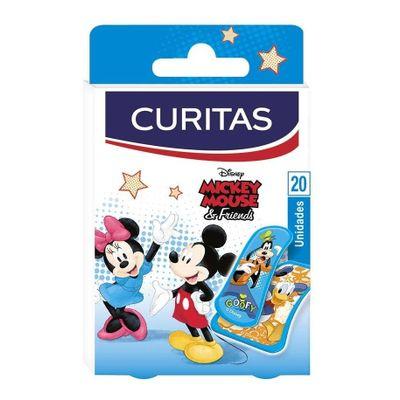 Curitas-Disney-Mickey-Aposito-Adhesivo-Pack-10-Cajas-X-20u-en-Pedidosfarma