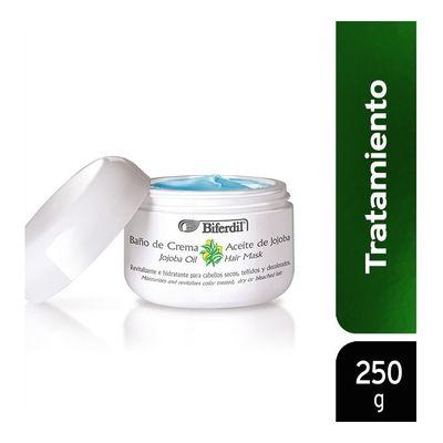 Biferdil-Aceite-De-Jojoba-Baño-De-Crema-Capilar-250g-en-Pedidosfarma