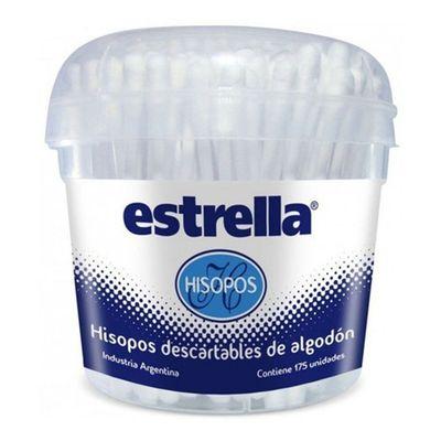 Estrella-Hisopos-Descartables-De-Algodon-Pote-175-Unidades-en-Pedidosfarma