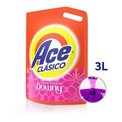 Ace-Clasico-Con-Un-Toque-De-Downy-Jabon-Liquido-Doypack-3l-en-Pedidosfarma