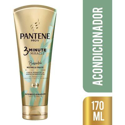 Pantene-Pro-V-3-Minute-Miracle-Bambu-Acondicionador-170ml-en-Pedidosfarma