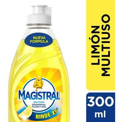 Magistral-Multiuso-Limon-Detergente-300ml-en-Pedidosfarma