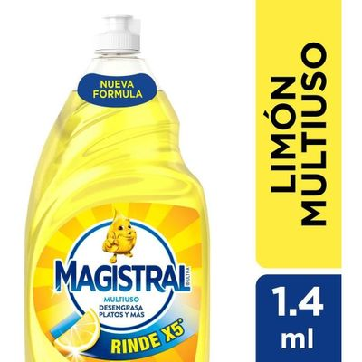 Detergente-Magistral-Multiuso-Limon-Sintetico-Botella-14l-en-Pedidosfarma
