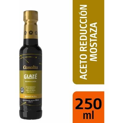 Casalta-Glaze-Aceto-Reduccion-Mostaza-Pet-250ml-en-Pedidosfarma