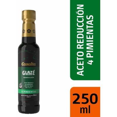 Casalta-Glaze-Aceto-Reduccion-4-Pimientas-Pet-250ml-en-Pedidosfarma