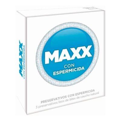 Maxx-Espermicida-Preservativos-Pack-12-Cajas-X-3-Unidades-en-Pedidosfarma