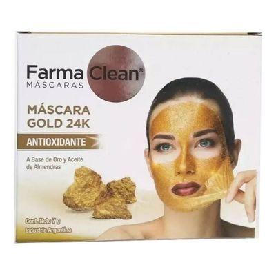Farmaclean-Gold-24k-Mascara-Antioxidante-2-Unidades-en-Pedidosfarma