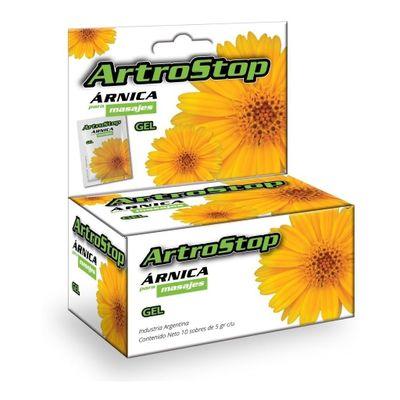 Artrostop-Arnica-Para-Masaje-Gel-10-Sobres-X-5g-en-Pedidosfarma