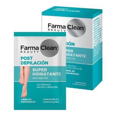 Farmaclean-Beauty-Post-Depilacion-Sobres-9g-X-4u-en-Pedidosfarma