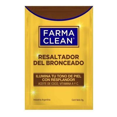 Farmaclean-Resaltador-De-Bronceado-Sobres-4-Unidades-en-Pedidosfarma