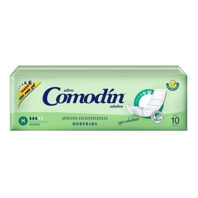 Comodin-Ultra-Aposito-Incontinencia-Moderada-Mediano-12x10u-en-Pedidosfarma