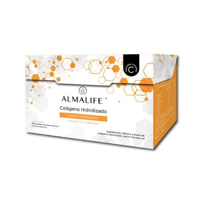 Almalife-Colageno-Hidrolizado-Bebible-Mandarina-30-Sobres--7798354240014