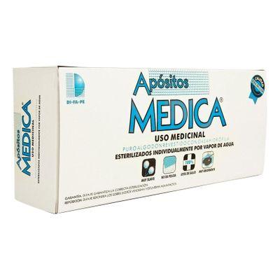 Medica-Apositos-Uso-Medicinal-Esteriles-10x10-Cm-8-Unidades-en-FarmaPlus