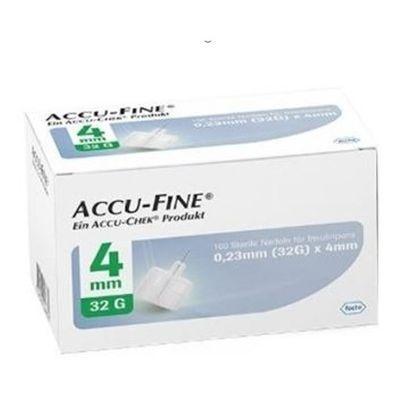Accu-Fine-Penn-Needle-Agujas-4mm-X32g-100-Unidades-en-FarmaPlus