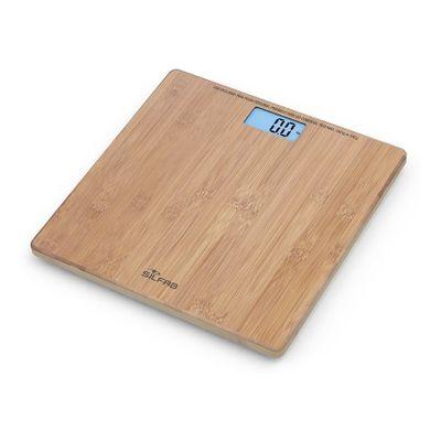 Silfab-Balanza-Digital-Personal-Bamboo-Be207-Hasta-180kg-1u-en-FarmaPlus