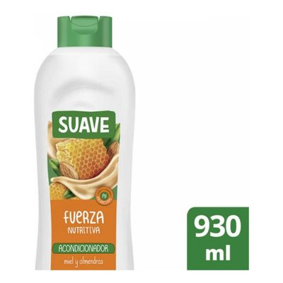 Suave-Fuerza-Nutritiva-Miel-Y-Almendra-Acondicionador-930ml-en-FarmaPlus
