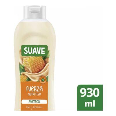 Suave-Fuerza-Nutritiva-Miel-Y-Almendra-Shampoo-930ml-en-FarmaPlus