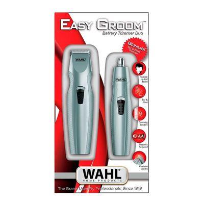 Wahl-Easy-Groom-Cortadora-De-Pelo-Trimmer-Duo-1-Unidad-en-FarmaPlus