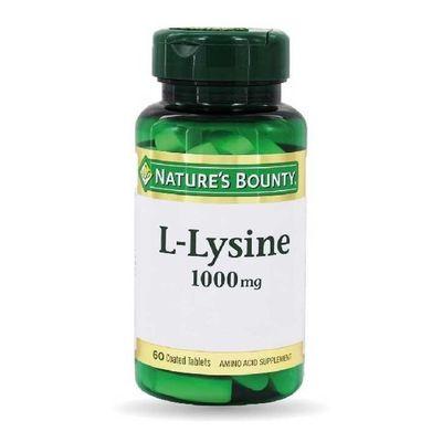 Natures-Bounty-Suplemento-L-Lysine-100mg-60-Capsulas-en-FarmaPlus