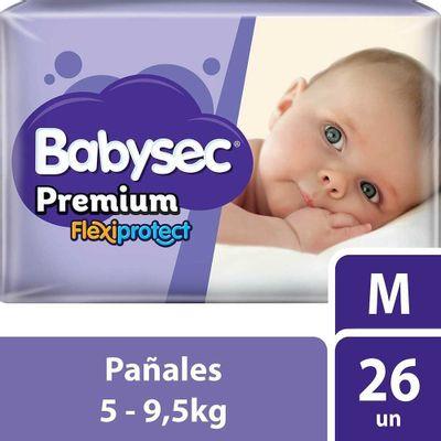 Babysec-Premium-Pañales-Mediano-5-95-Kg-26-Unidades-en-FarmaPlus