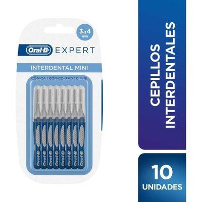 Oral-B-Expert-Mini-Cepillos-Interdentales-10-Unidades-en-FarmaPlus