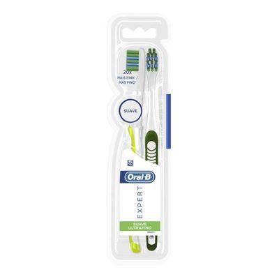 Oral-B-Expert-Suave-Ultra-Fino-Cepillos-Dentales-2-Unidades-en-FarmaPlus