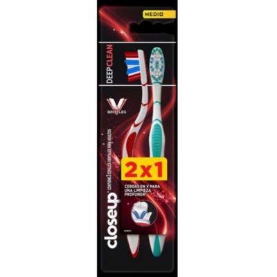 Close-Up-Deep-Clean-Medio-Cepillo-Dental-2-Unidad-en-FarmaPlus
