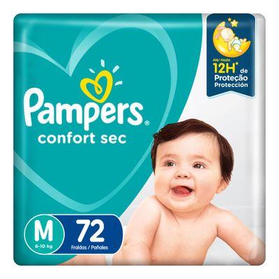 Pañales-Pampers-Confort-Sec-Max--M-72-u-en-FarmaPlus