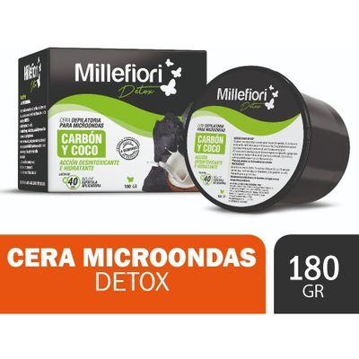 Millefiori-Detox-Cera-Depilatoria-Microondas-180g-en-FarmaPlus