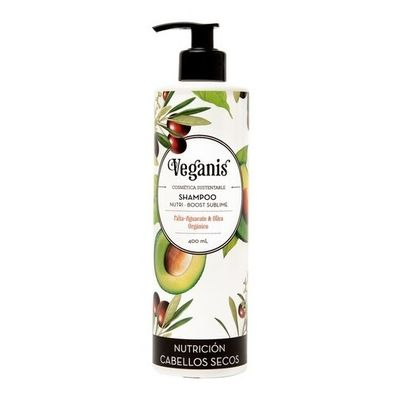 Veganis-Shampoo-Nutri-Boost-Sublime-Palta-Y-Oliva-400ml-en-FarmaPlus