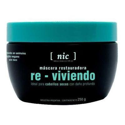 Nic-Mascara-Restauradora-Del-Cabello-Reviviendo-250g-en-FarmaPlus