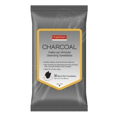 Purederm-Carbon-Makeup-Remover-Toallitas-Desmaquillante-30u-en-FarmaPlus