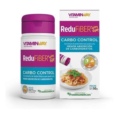 Vitamin-Way-Redufiber-Carbo-Control-50g-en-FarmaPlus
